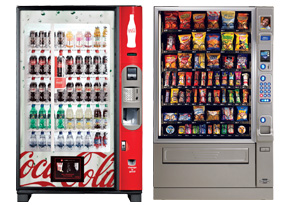Vending Machines Vending Service Clean Harbor Camps